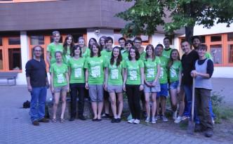 Alle Teilnehmer der 72h-Aktion 2013