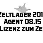 Zeltlager 2015 Titelbild
