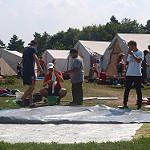 Zeltlager 2015 Abreisetag
