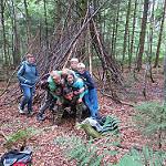 Zeltlager 2016 Projekttag